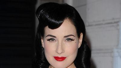 Interview Dita Von Teese