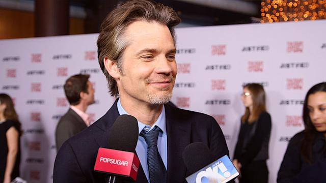 Who's Locking Lips With Timothy Olyphant on Justified?