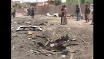 Twin bombings kill 30 in Northern Iraq
