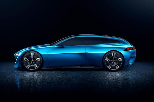 外觀將更加有型!新一代PEUGEOT 508預計將於2018年登場
