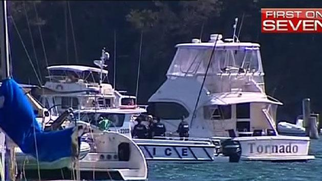 Woman found dead in Sydney harbour