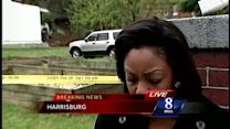 Investigators dig for possible body behind Harrisburg home