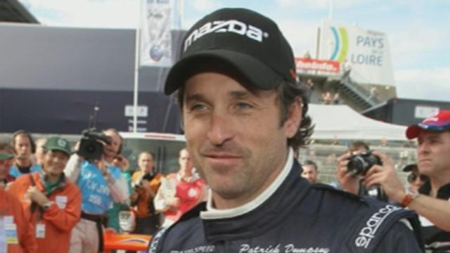 Dempsey to Race at Le Mans; Watermelon Oreos