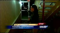 Man robs Independence motel