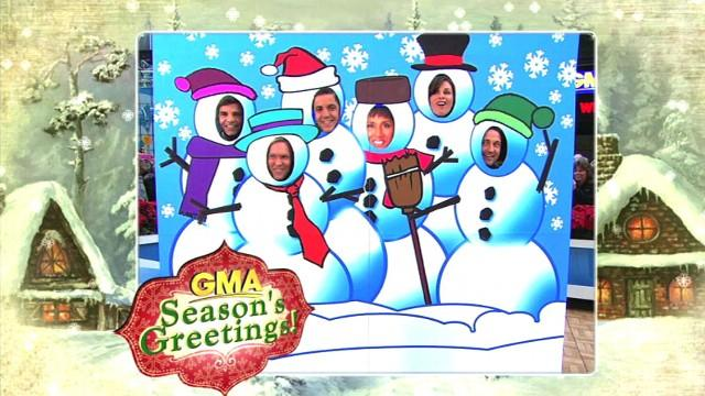 'GMA' Monthly Mash-Up: Holiday Edition