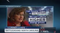 NC voters not happy with either side