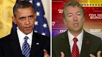 Obama accuses Republicans of wanting to hurt Americans