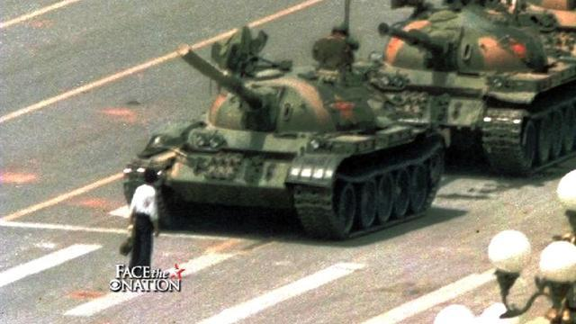 Flashback: Tiananmen Square 24 years later