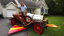 Chitty Chitty Bang Bang Replica: Superfan Creates Road Legal Version Of Famous Car