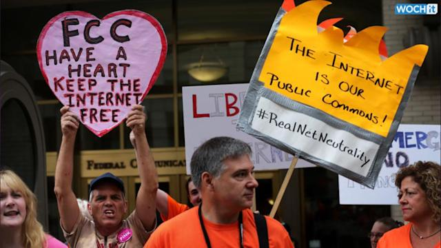Net Neutrality Comments To The FCC Slow To A Crawl