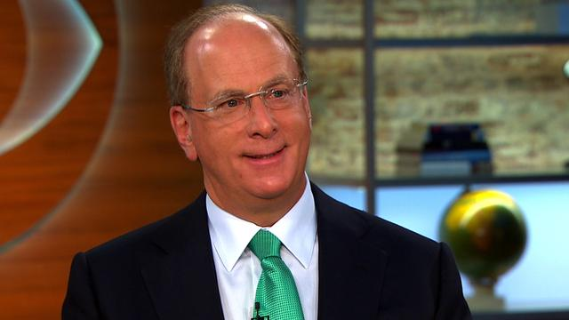 BlackRock CEO Fink: Set the debt ceiling out nine months, use time to work out tax strategies
