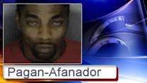 Man arrested after taking toddlers to shooting