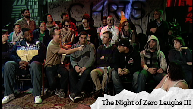 TCGS #30 - The Night of Zero Laughs III