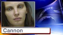 Woman arrested for Newark, Del. bank robbery