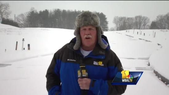 Snow frustrates some Carroll County residents