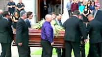 Louisiana theater shooting victims laid to rest
