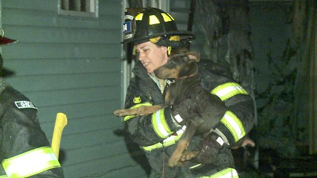 Mysterious Good Samaritan Saves Family From Fire