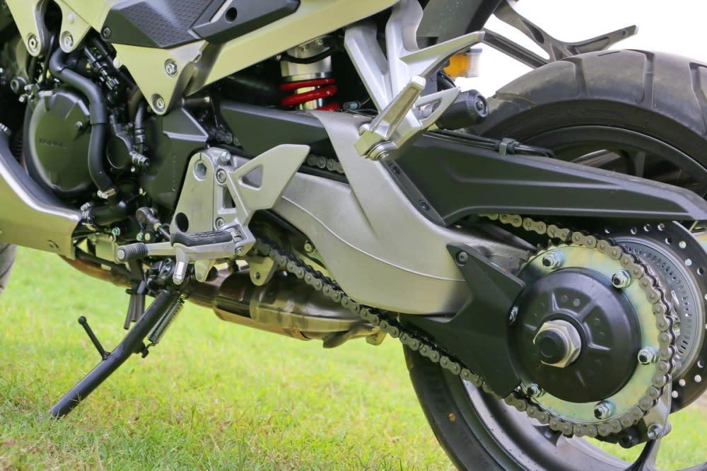 PRO-ARM-單搖臂與鋁合金環抱車架