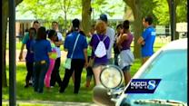 Police increase patrols at metro park