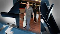 TOKYO Breaking News: Brad Pitt and Angelina Jolie Depart Tokyo With Their Kids