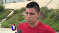 Midfielder Joe Corona Talks USA Soccer Team`s Upcoming Game