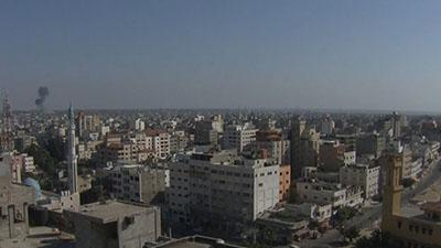 Rockets Fired From Gaza, in Breach of Ceasefire