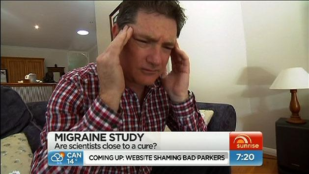 Scientists close to migraine cure?