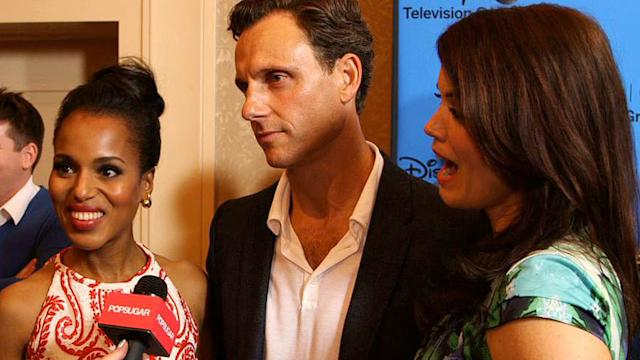 Kerry Washington Says Her Wedding and Emmy Nom Have Made For a