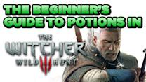 The Beginner's Guide to Potions in The Witcher 3: Wild Hunt