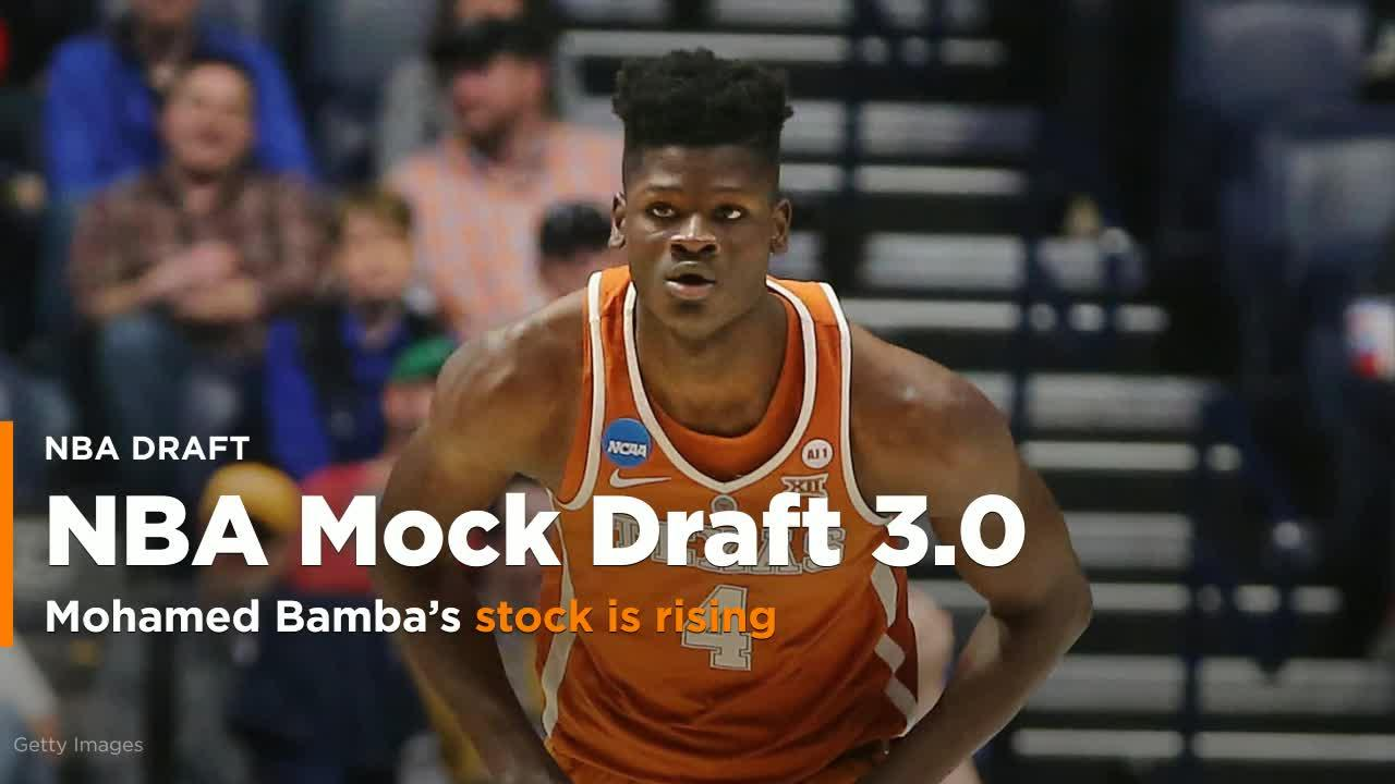 Yahoo Sports 2018 NBA mock draft 3.0 b5ffec14c