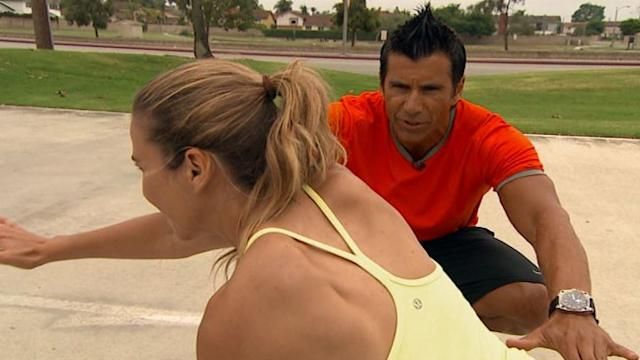 Britney Spears' Trainer Gets You Ready for Summer