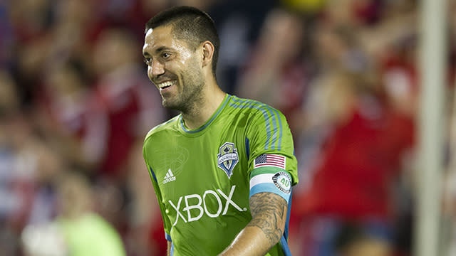 Clint Dempsey 'focused' before USMNT camp