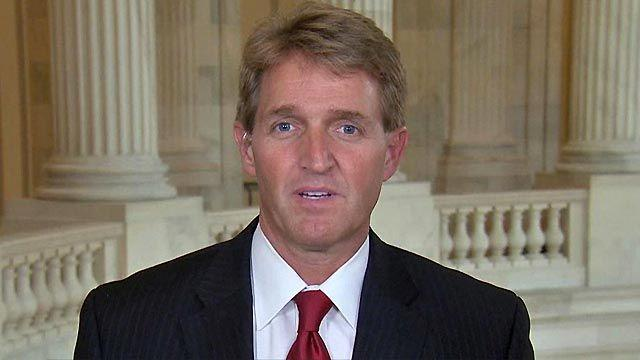 Sen. Flake on top issues facing the Senate