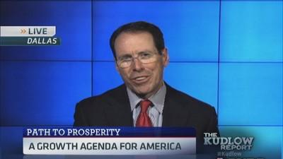 Get cooperate America investing: AT&T CEO