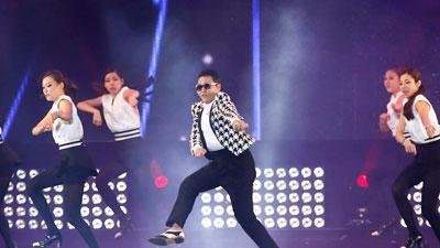 PSY Says He Hopes NKoreans Enjoy His New Single