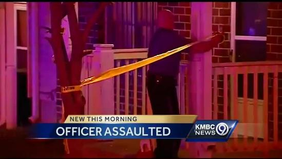 Police: Officer punched in face by driver