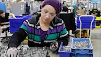 Second-quarter GDP Growth Revised Up To 4.2 Percent