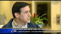$100K in jewelry stolen from Calif. Rep. Issa home