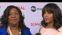 Shonda Rhimes and Kerry Washington: 'We're Just Having The Time Of Our Lives' On 'Scandal'