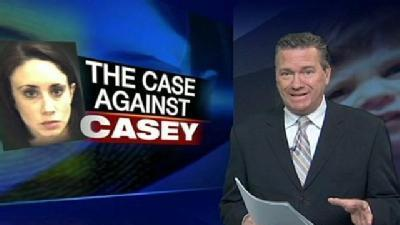 Prosecution Lays Out Case Against Casey