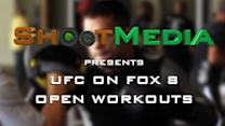 TheSHOOT! - UFC on FOX 8: Open Workouts