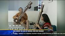 Fans mourn the loss of musical icon Ravi Shankar