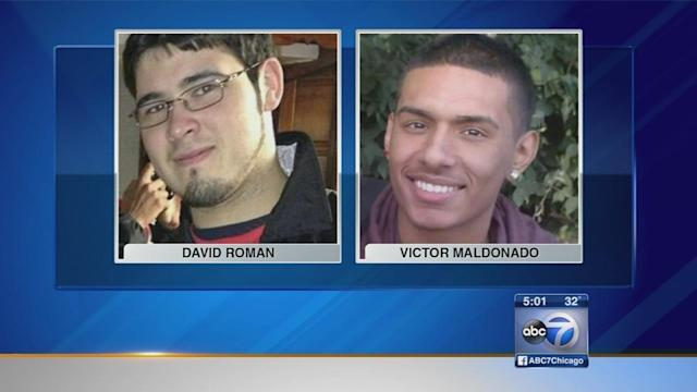 Northeastern Illinois University students Victor Maldonado, David Roman killed in Texas crash with semi-truck