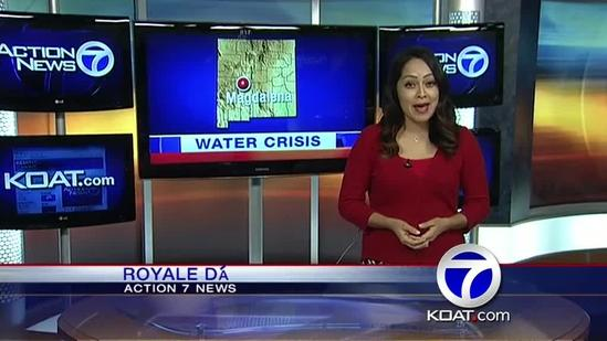 Local business suffering from Magdalena water shortage