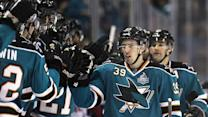 Surging Sharks Give San Jose Hope