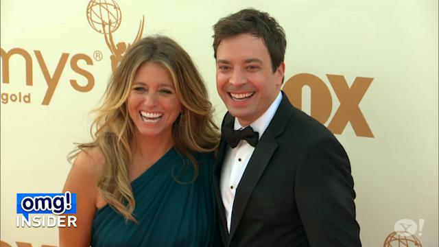 Jimmy Fallon Reveals Newborn Daughter's Name
