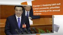 FACTBOX: China's 2014 budget laid bare