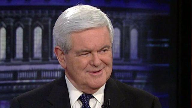 Gingrich on CPAC's identity and Obama and the debt crisis