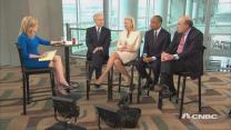 CEOs discuss the Buffett factor