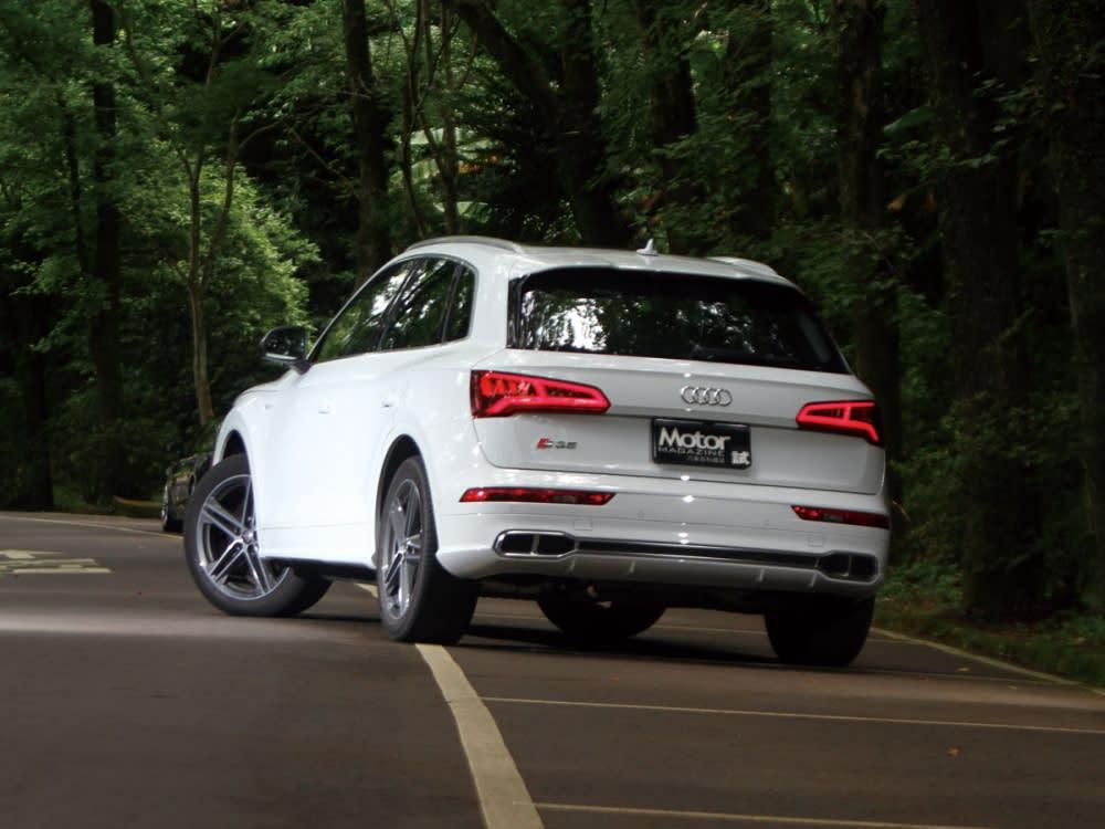 【路試報導】批著羊皮的狼 Audi SQ5